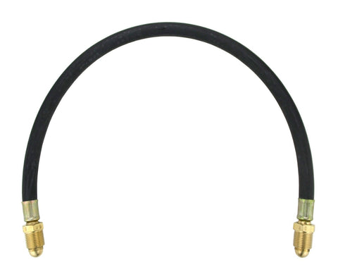 "Argon Hose - 18"" long - Short extension for TIG Torch Power Cable Adapters"