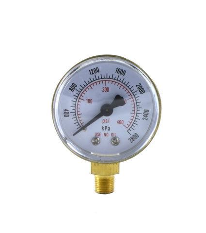 "2 inches - 1/8"" Thread - GAUGES - PROPANE"