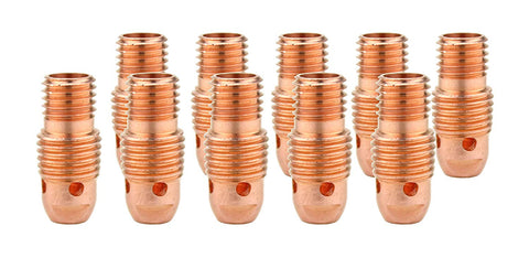 Collet Body for TIG Welding Torches Series 9/20/25 with Standard Set-Up