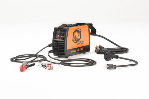SÜA ionArc 140 LTDV Stick/Lift TIG Inverter IGBT Welding Machine - 110/220 Volts