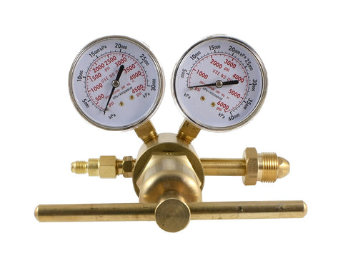 Nitrogen/Inert Gas - Single Stage 0-1400 PSI, High Pressure Regulator, CGA-580