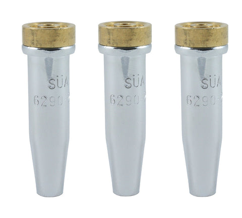 (3 PACK) SÜA - 6290-NXP Series Propylene Cutting Tip - Compatible with Harris