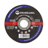 "Cutting Disc, Steel Freehand Cut-off wheel - Depressed Center - 4-1/2"" x 1/8"" x 7/8"" - T42"