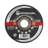 "Grinding Disc, Stainless Steel Grinding wheels - 4-1/2"" x 1/4"" x 7/8"" - T27"