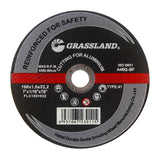 "Cutting Disc, Aluminum Freehand Cut-off wheel - 7"" x 1/16"" x 7/8"" - T41"