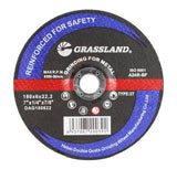 "Grinding Disc, Steel Grinding wheel - 7"" x 1/4"" x 7/8"" - T27"
