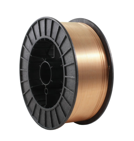 ERCuSi-A Silicon Bronze MIG Wire - 30 Lb Spool - All Sizes