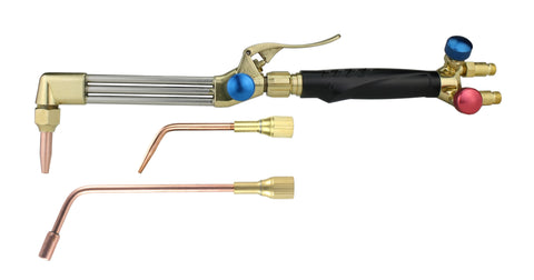 Heavy Duty Oxy-Fuel Torch Zeus compatible with 6290 Series Tips. Welding and Heating available