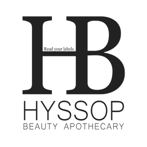 The Story of Hyssop Beauty Apothecary