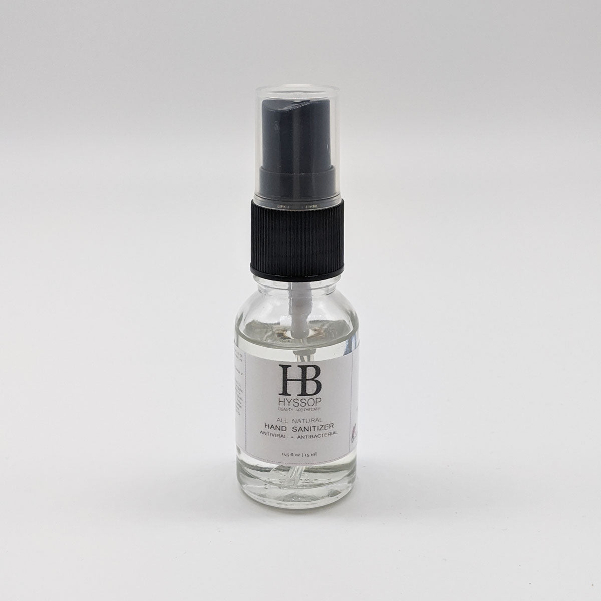 Botanical-Based Hand Sanitizer