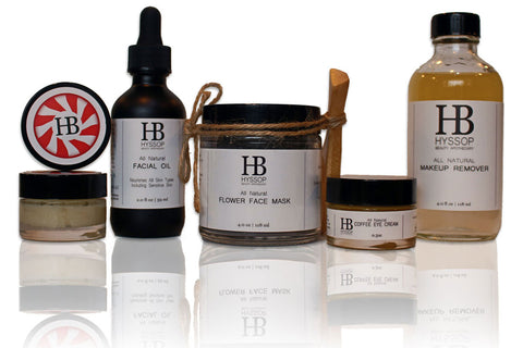 Wholesale | Stockists | Hyssop Beauty Apothecary All Natural Skin Care