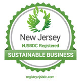 NJSBDC Registered Sustainable Business Badge