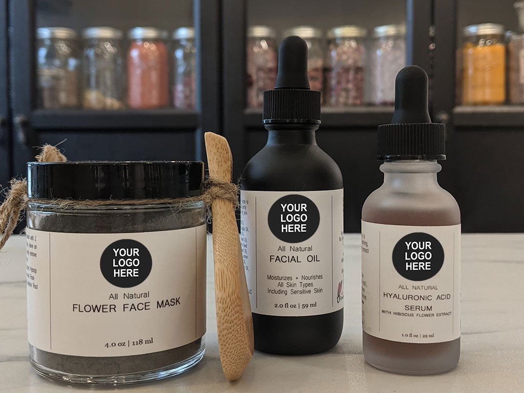 Private Label All Natural Skin Care Products | White Label