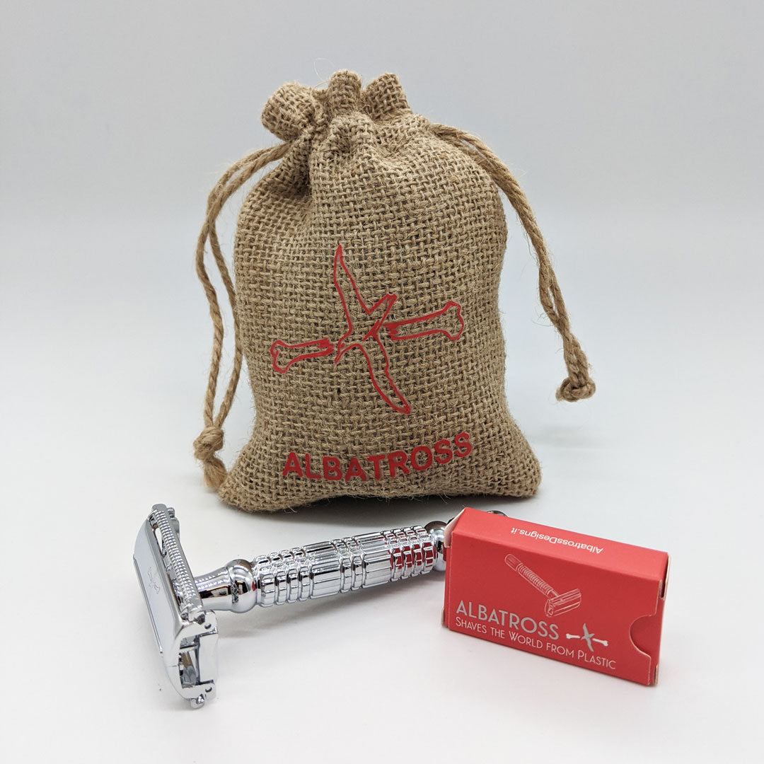 Flagship Butterfly Safety Razor