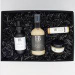 Face Time Gift Set for Men | All natural skin care for men