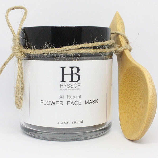 Flower Face Mask