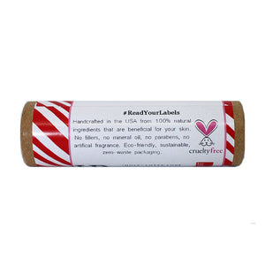 """Hole"" Lotta Love Lip Balm - Peppermint Stick"