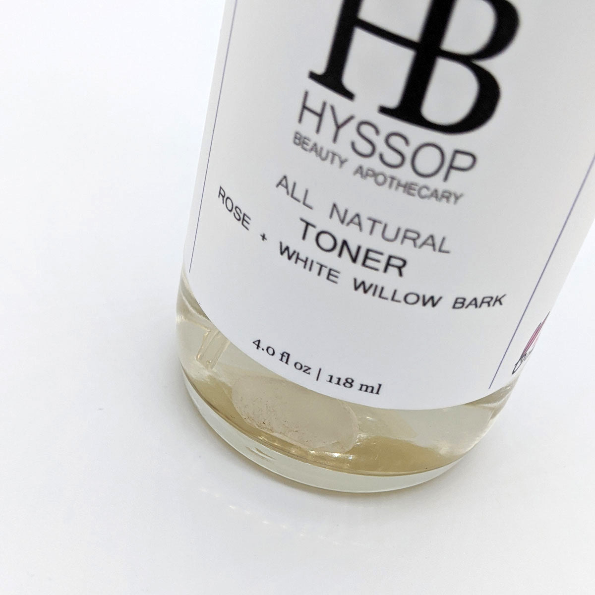 Rose + White Willow Bark Spray Toner