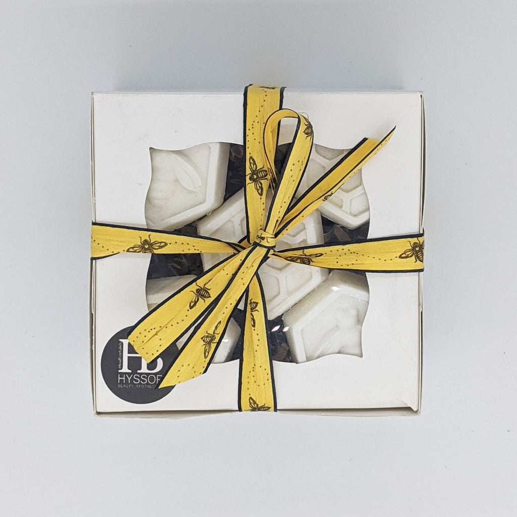 Soap Mini Gift Set - Bee/Honeycomb