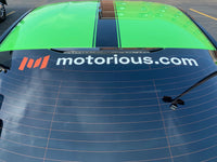 Motorious.com Windshield Banner