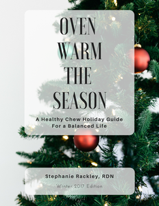 Oven Warm The Season- Holiday Ebook