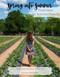Spring Into Summer E-Book