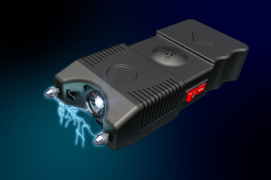 Self Defense Weapons: How to Use a Stun Gun