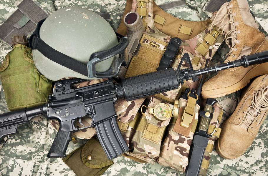 Holiday Gift Guide for Military and Law Enforcement