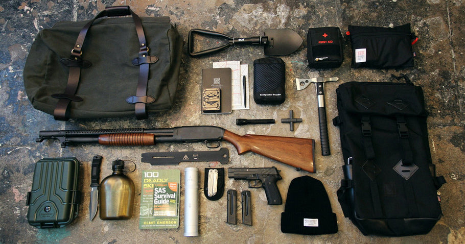 72 Hour Bug Out Bag Guide - Advice for Surviving 3 Days