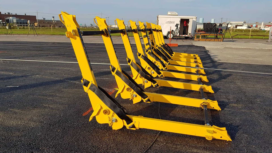 Modular Vehicle Barriers: A New Light on Mifram's Bestseller