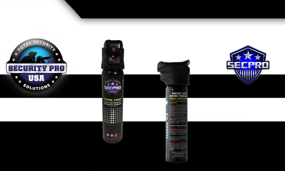 How to Choose the Right Pepper Spray: All You Need To Know