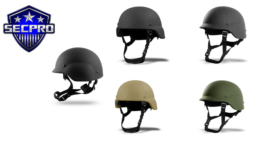 PASGT Ballistic Helmet - MICH Ballistic Helmet - The Differences and History Explained