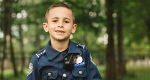Boy Raises $80K To Buy Protective Ballistic Vests For Police K-9s