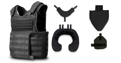 materials used in body armor