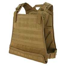 Condor Compact Plate Carrier - Coyote Brown