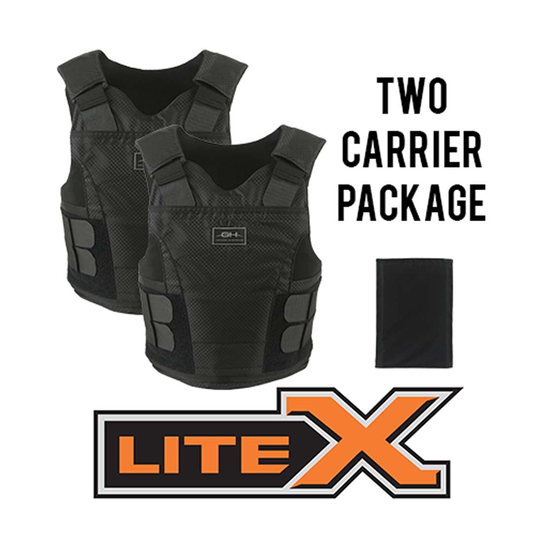 Concealable Body Armor - Litex II