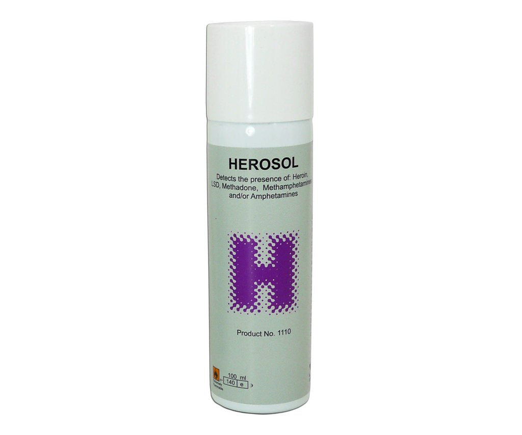 Mistral 1115 Herosol (Mini) Drug Detection Aerosol