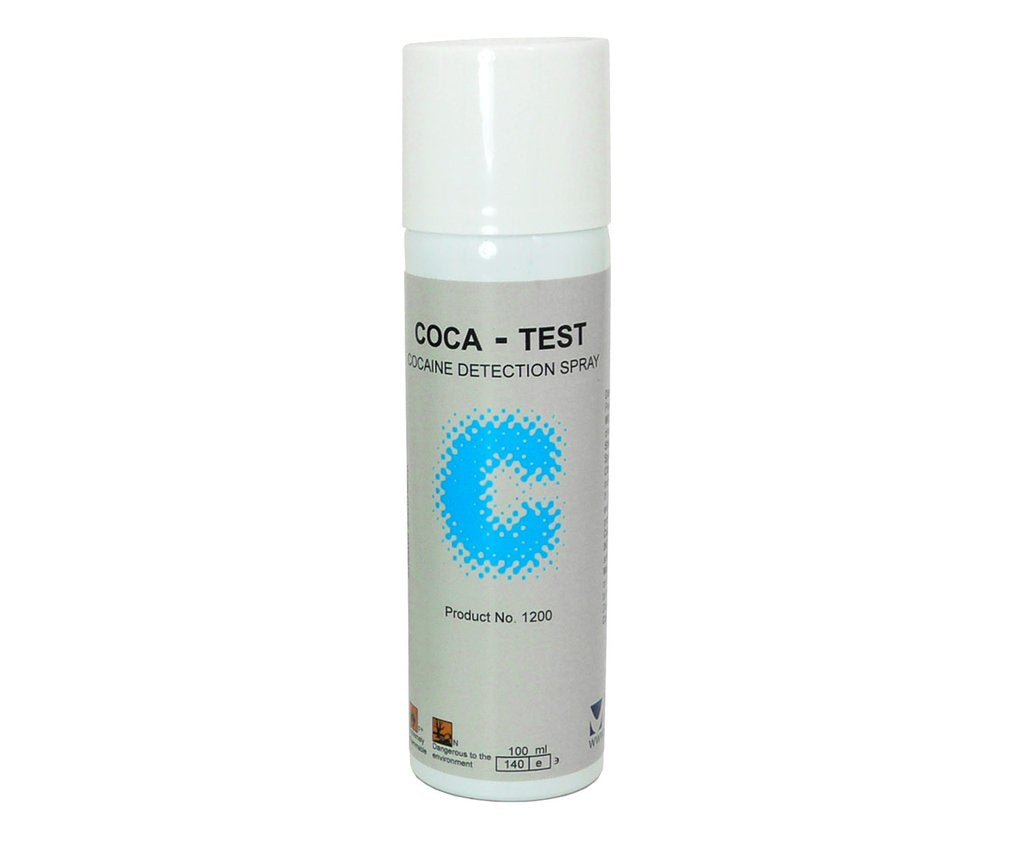 Mistral 1203 Coca-Test (Micro) Drug Detection Aerosol