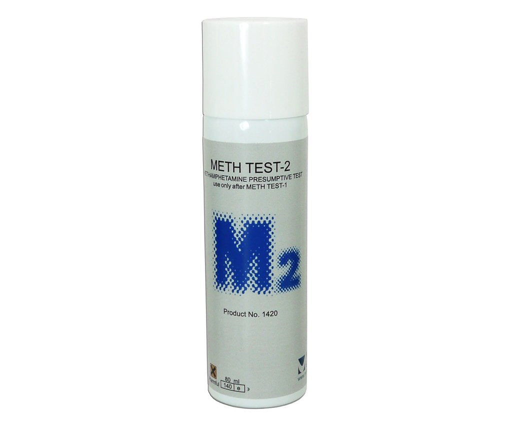 Meth-Test 2 Drug Detection - Mini | Mistral Drug Detection | Drug Aerosol
