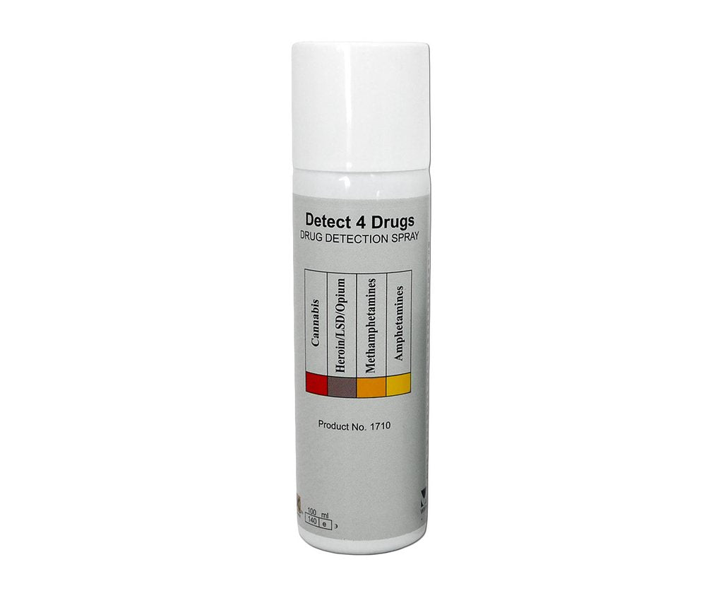Mistral 1715 D4D (Mini) Drug Detection Aerosol