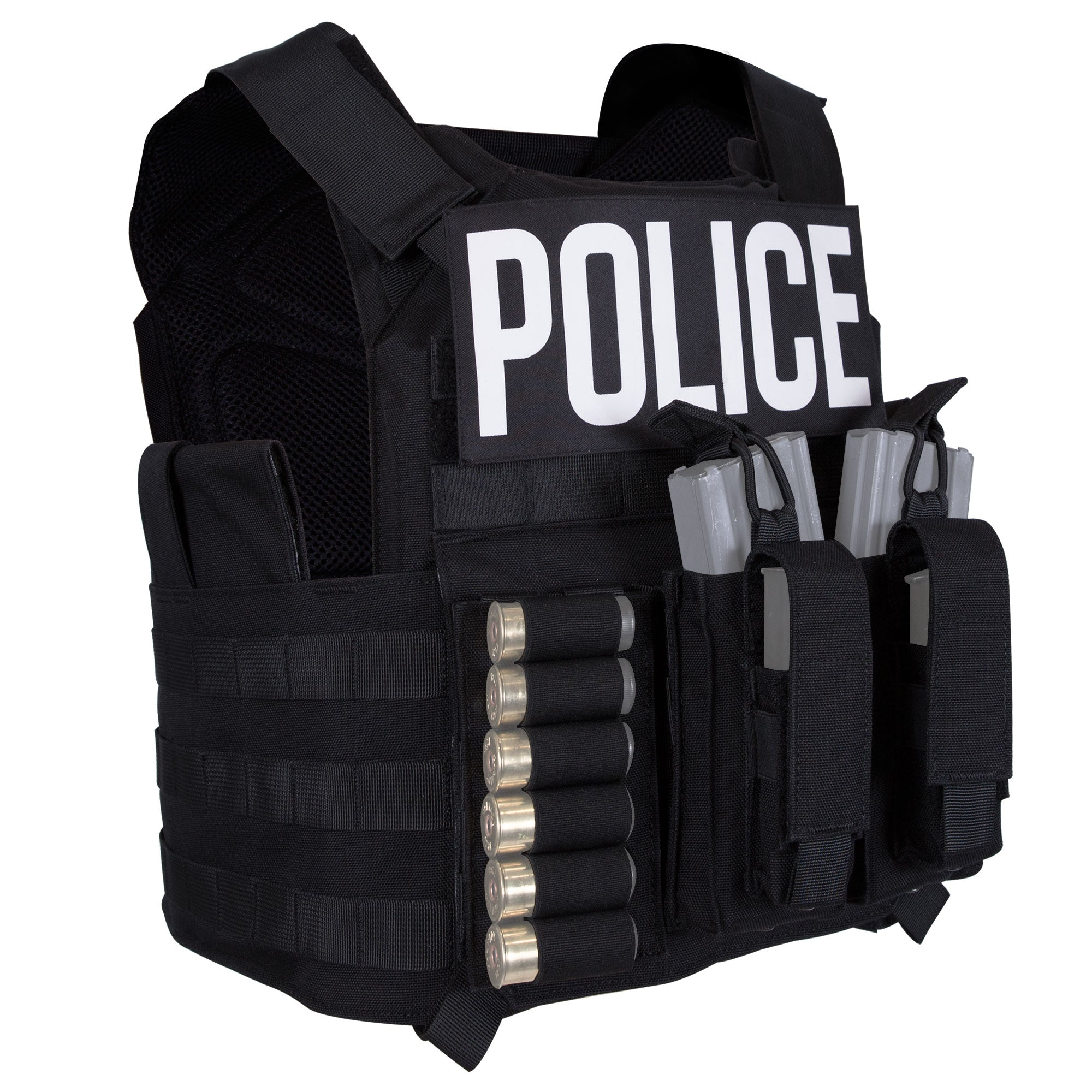 s.w.a.t. plate carrier - Front