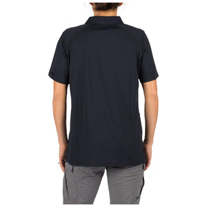 5.11 Tactical 61305 Women's Helios Short Sleeve Polo