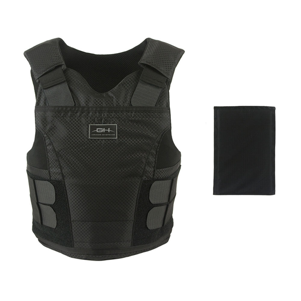 Concealable body armor - Level 3A