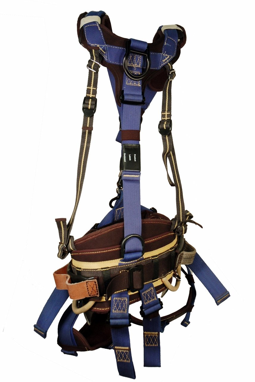 Yates 390FRC Construction Lineman Harness