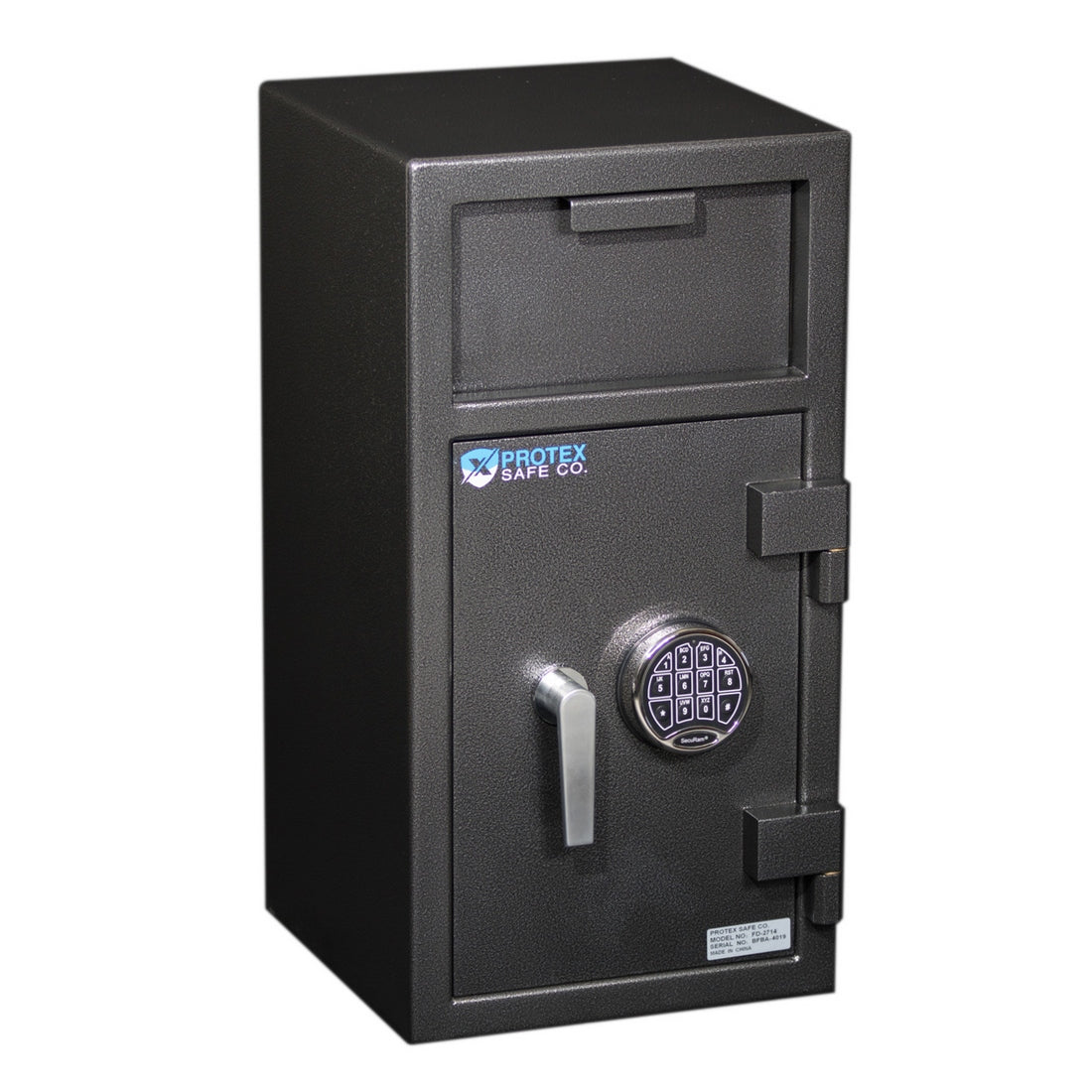 Protex Safe FD-2714 Large Front Loading Depository Safe