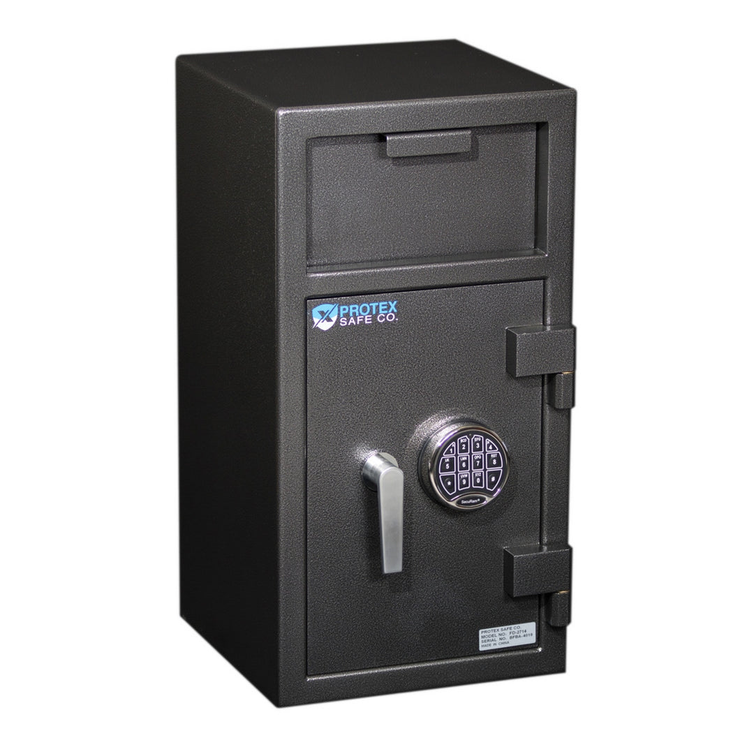 Protex Safe FD-2714 Large Front Loading Depository Safe - Security Pro USA