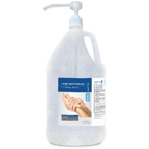 Hand Sanitizer Gel 1 Gallon (3 count)