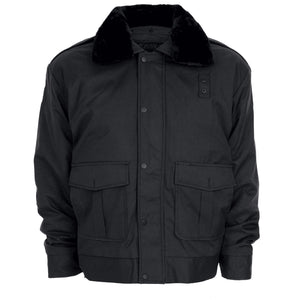 Tact Squad Snap Front Duty Jacket w/ Hidden Zipper - 1009