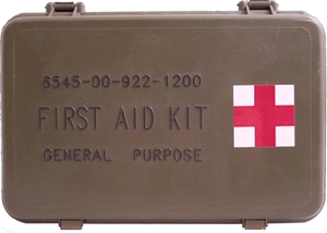Elite First Aid FA101 -General purpose - Security Pro USA