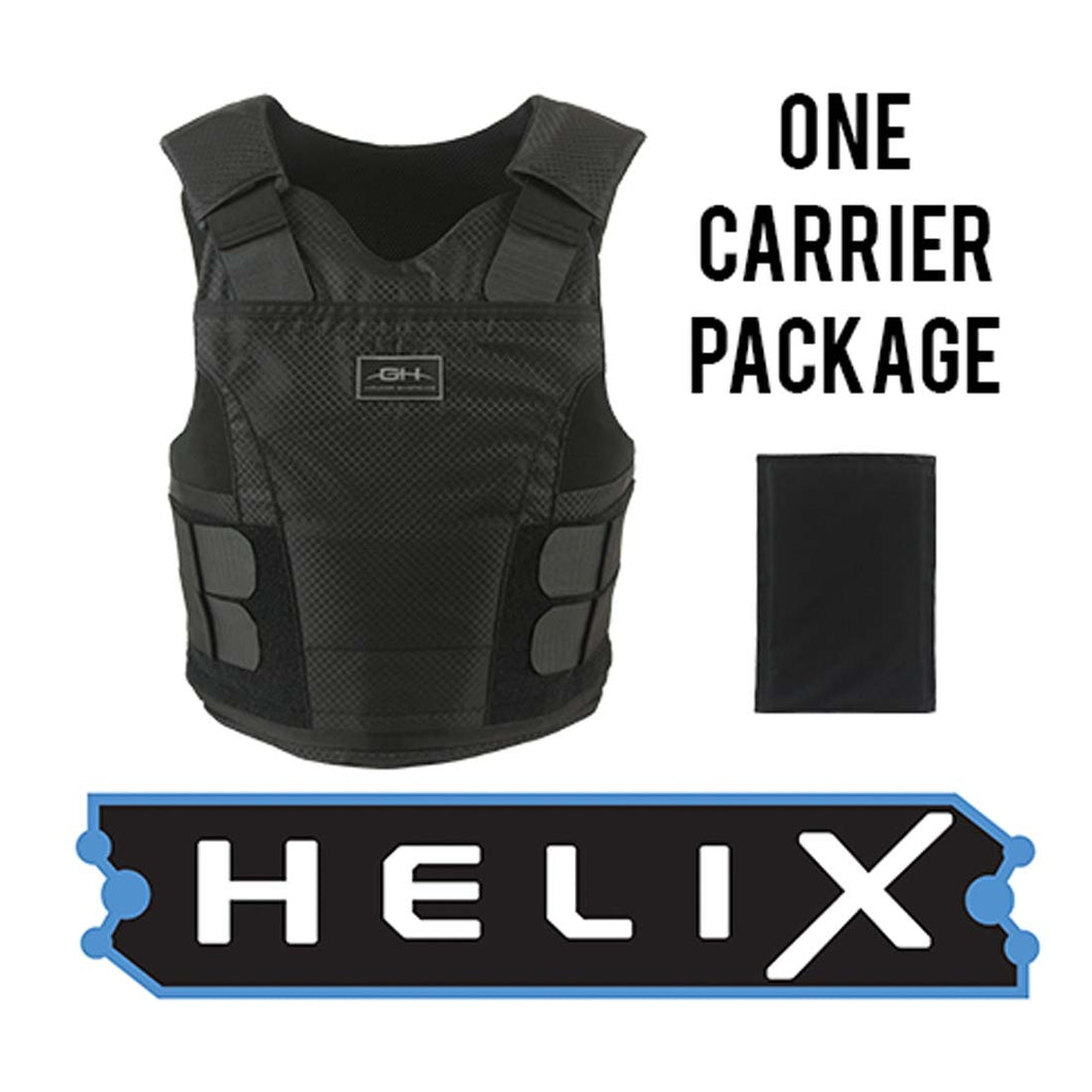 Concealable Body Armor - Helix IIA